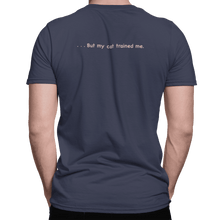 Load image into Gallery viewer, Cat Training Tee - Men
