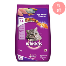 Load image into Gallery viewer, Whiskas Adult -  Mackerel (Dry).