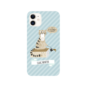Isaac Mewton Phone Cover