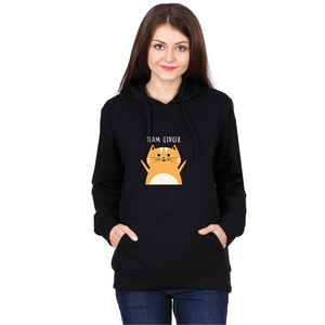 Team Ginger Hoodie - Unisex - Curious Cat Company