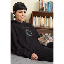 Load image into Gallery viewer, Meowgical Hoodie - Unisex - Curious Cat Company