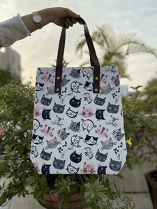 All About Cats Tote