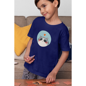 Eyes That Pop - Boy's Tee - Curious Cat Company