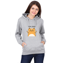 Load image into Gallery viewer, Team Ginger Hoodie - Unisex - Curious Cat Company