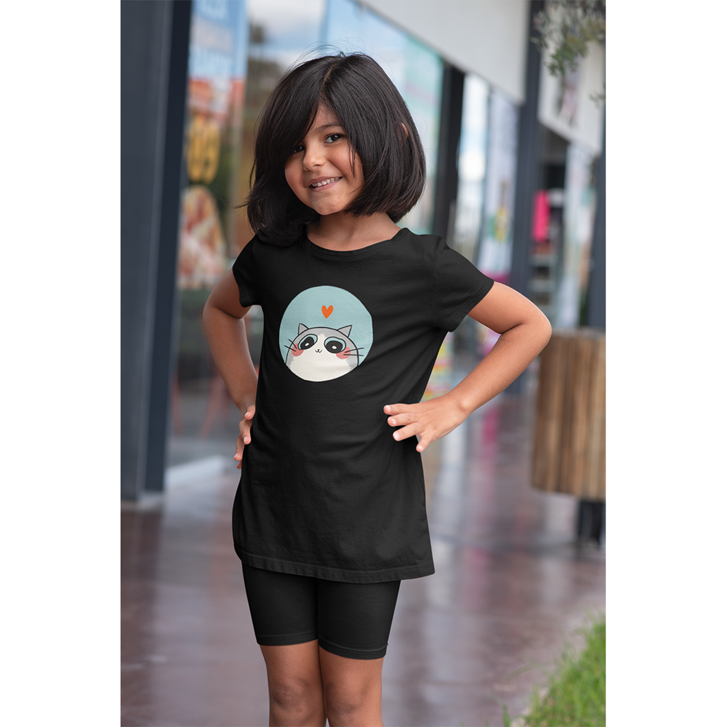 Eyes That Pop - Girl's Tee - Curious Cat Company