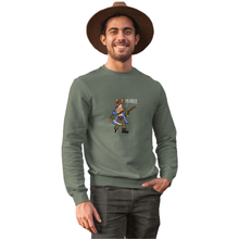 Load image into Gallery viewer, Pirate Cat Sweatshirt - Unisex - Curious Cat Company