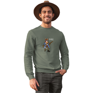Pirate Cat Sweatshirt - Unisex - Curious Cat Company