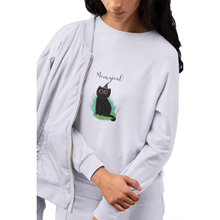 Load image into Gallery viewer, Meowgical Sweatshirt - Unisex - Curious Cat Company
