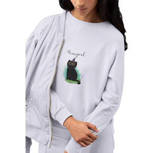 Meowgical Sweatshirt - Unisex - Curious Cat Company