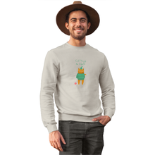 Load image into Gallery viewer, Cat Naps & Chill Sweatshirt - Unisex - Curious Cat Company