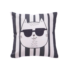 Load image into Gallery viewer, Nordic Cats Cushion Covers - Curious Cat Company