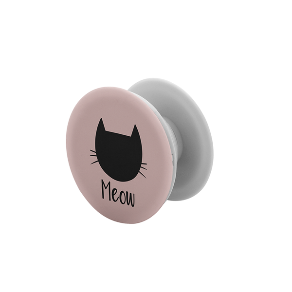 Meow Pop Socket Grip - Curious Cat Company