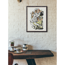 Load image into Gallery viewer, Tiger Whisperer - Poster