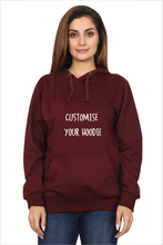 Load image into Gallery viewer, Customise A Hoodie- Unisex