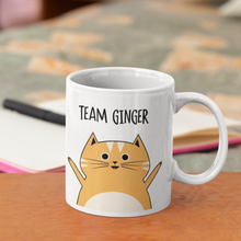 Load image into Gallery viewer, Team Ginger Mug