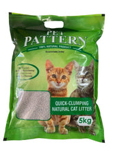 Load image into Gallery viewer, Pet Pattern Cat Litter - 5kg - Curious Cat Company