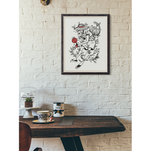 Load image into Gallery viewer, Tea Party - Poster