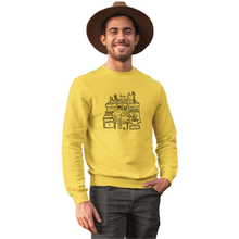 Load image into Gallery viewer, Meh Sweatshirt - Unisex - Curious Cat Company