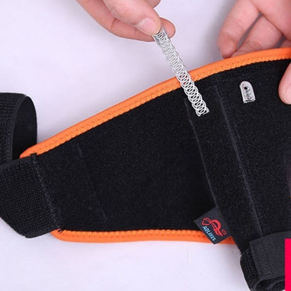 Comfortable Elastic Thumb Protector Sports Brace Hand Wrist Care Support Splint Guard