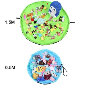0.5M/1.5M Oversized Multifunctional Treasure Children's Toy Storage Bag Waterproof Toy Storage Bag