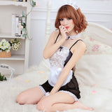 Fashion Women Cosplay Costumes Uniform Costume Lingerie Woman Outfit Dress Clubwear Suit G-string