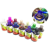 15ml Watercolor Ink Gel Nail Polish Blooming Nail Gel Smoke Nails Art Gel Varnish Manicure DIY Design