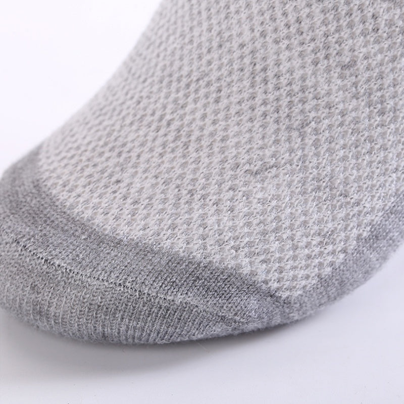 10pcs Breathable Stretch Socks Classic Unisex Comfortable Socks Gifts