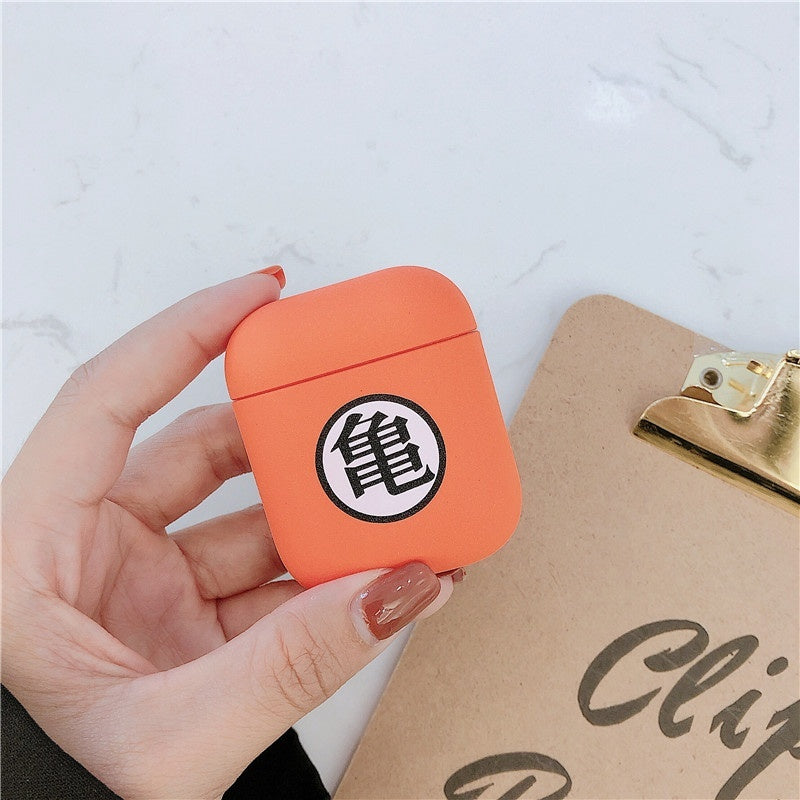 Dragon Ball Z Protective Shockproof AirPods Case AirPods Charging Box Cover