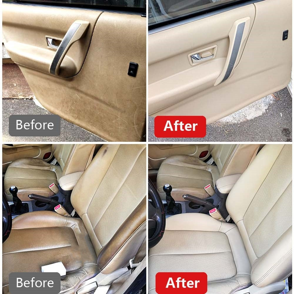Car Interior Cleaning Foam Dry Cleaner Stains Remover Auto Interior Detailing