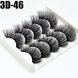 2019 New Styles 3D Mink Lashes More Longer More Volume Fake Lashes Eyelash Extension Tool