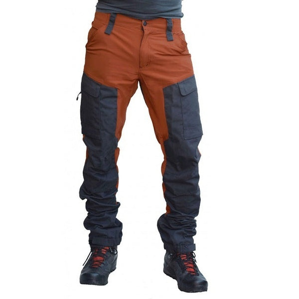 High Quality Men Multi-Pockets Waterproof Quick Dry Casual Pants Men Army Military Style Trousers Men's Tactical Cargo Work Pants