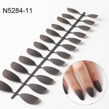 Load image into Gallery viewer, 24Pcs False nail Detachable tips for Nail Extension Manicure Fake False Nails
