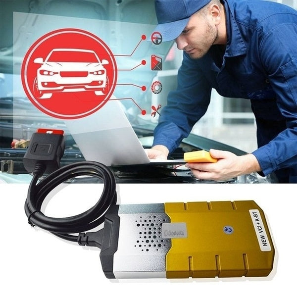 Newest R3 CDP Pro+ Obd Scanner with Bluetooth for Activator Diagnostic Tools OBD2 Diagnostic Tool