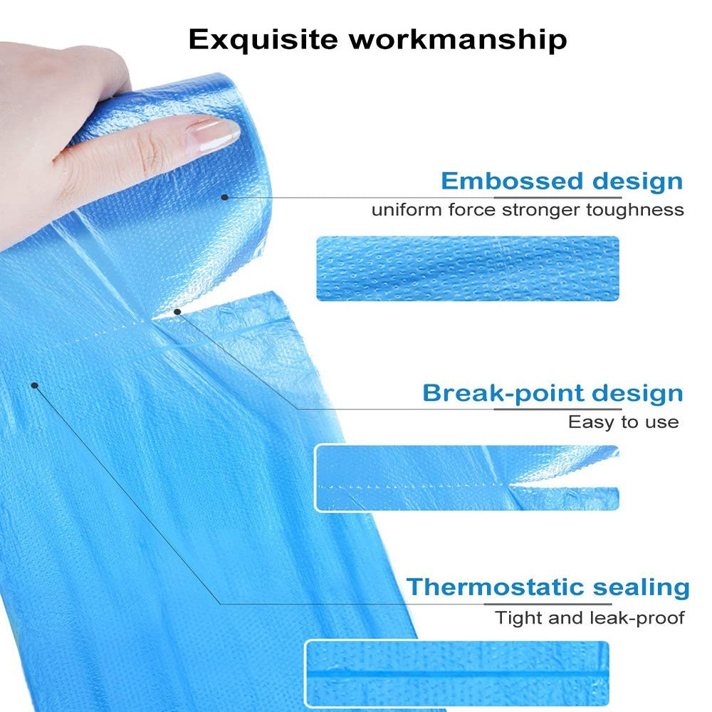 Trash Bags for Bedroom Home Kitchen Bathroom Office Garbage Bags