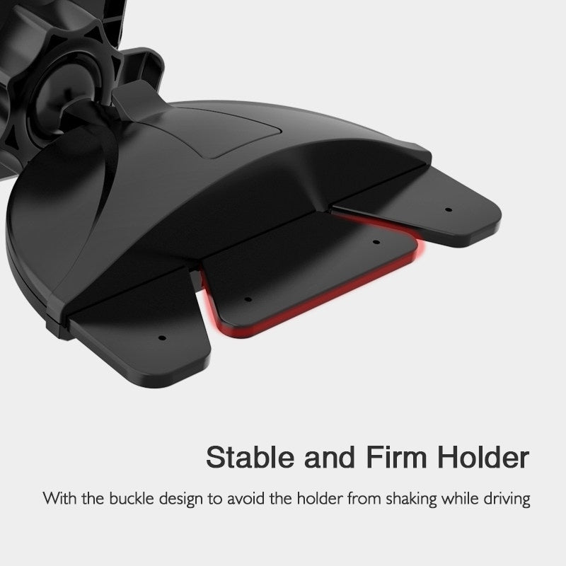 Universal Car Mount for Smartphones In Car CD Slot Car Phone Holder Support Mobile Phone GPS Holder Stand