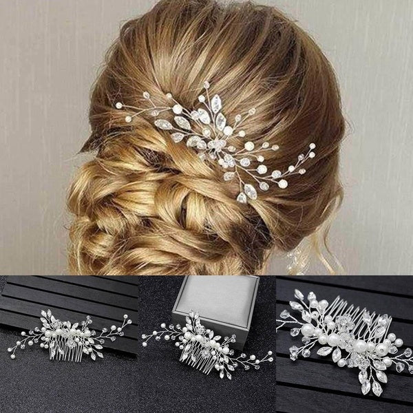 New Women Headdress Hair Casual Wedding Decoration Accessories Gift