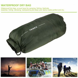 Portable 8L 40L 70L Optional Waterproof Dry Bag Sack Storage Pouch Bag