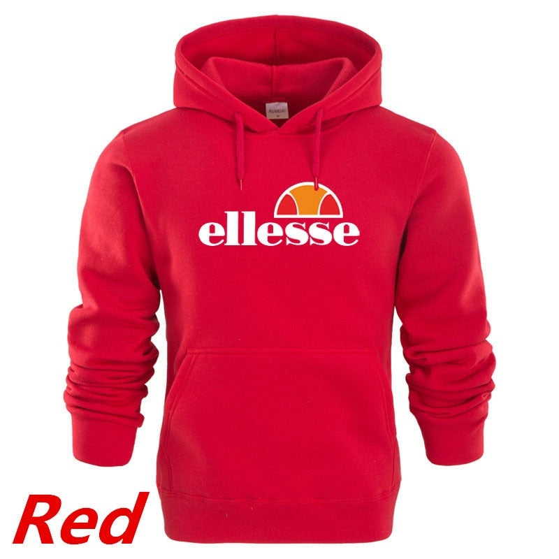 Fashion Plus Velvet Unisex High Quality Casual Hoodies Personality Print Fleece Pullovers