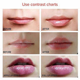 Lips Care Serum Lip Essential Oil Lip Plumper Increase Lip Elasticity Reduce Fine Lines