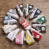 Baby First Walking Shoes Kids Toddler Soft Canvas Shoes Infant Boy Shoes Size 3 Baby Shoes