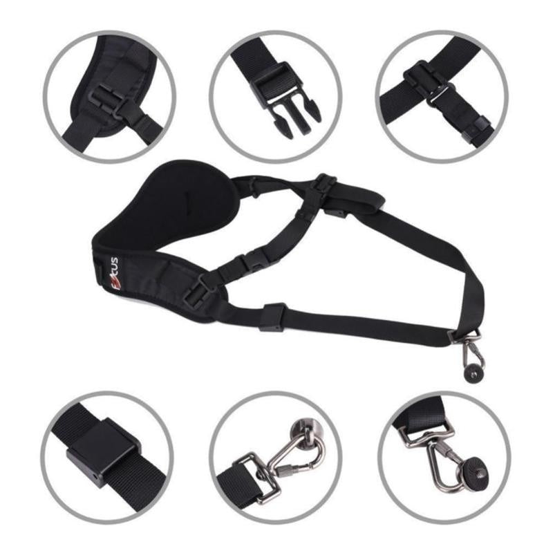 Focus SLR F-1 Professional Shoulder Strap Fast Gunner Fast Camera F1 Strap Camera Shoulder Strap Shoulder Fast Camera Strap