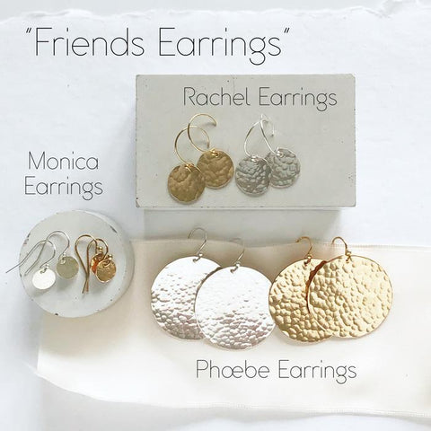https://sarahcornwelljewelry.com/collections/friends-collection/products/hammered-gold-disc-earrings-hammered-silver-disc-earrings-everyday-disc-earrings-fine-jewelry-sarah-cornwell-jewelry