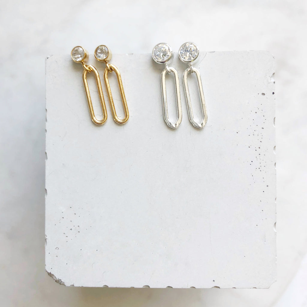 """Monaco"" Earrings"