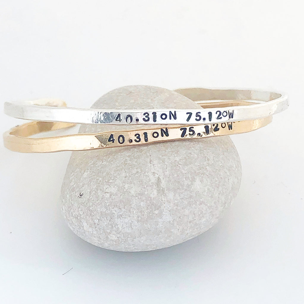 """Somewhere"" Bangle"