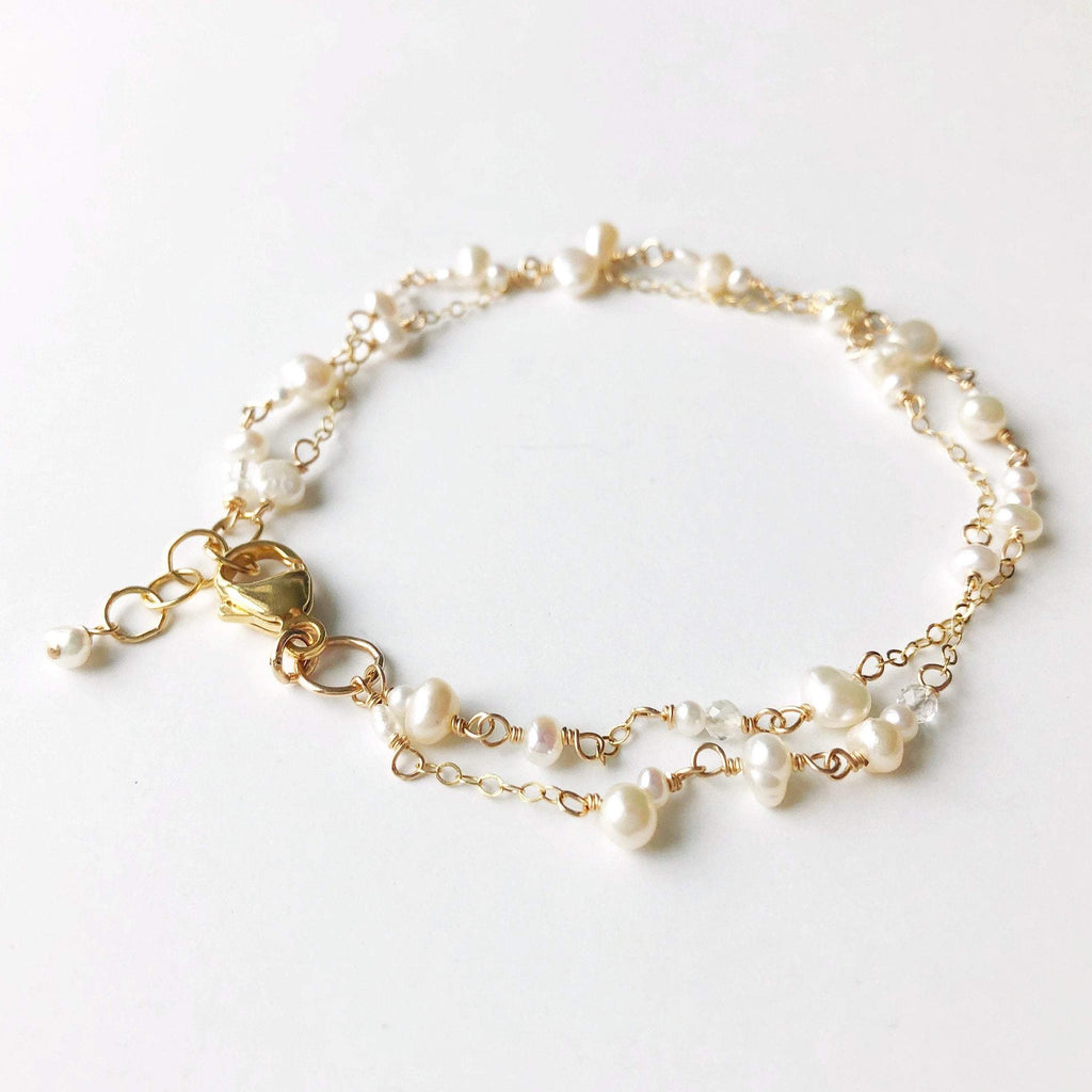 Dainty Bridal Jewelry