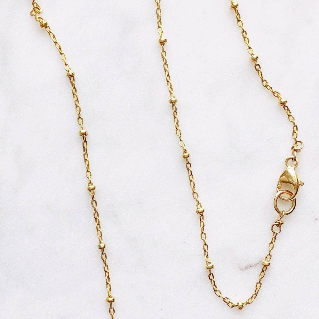 Everyday Gold Necklace