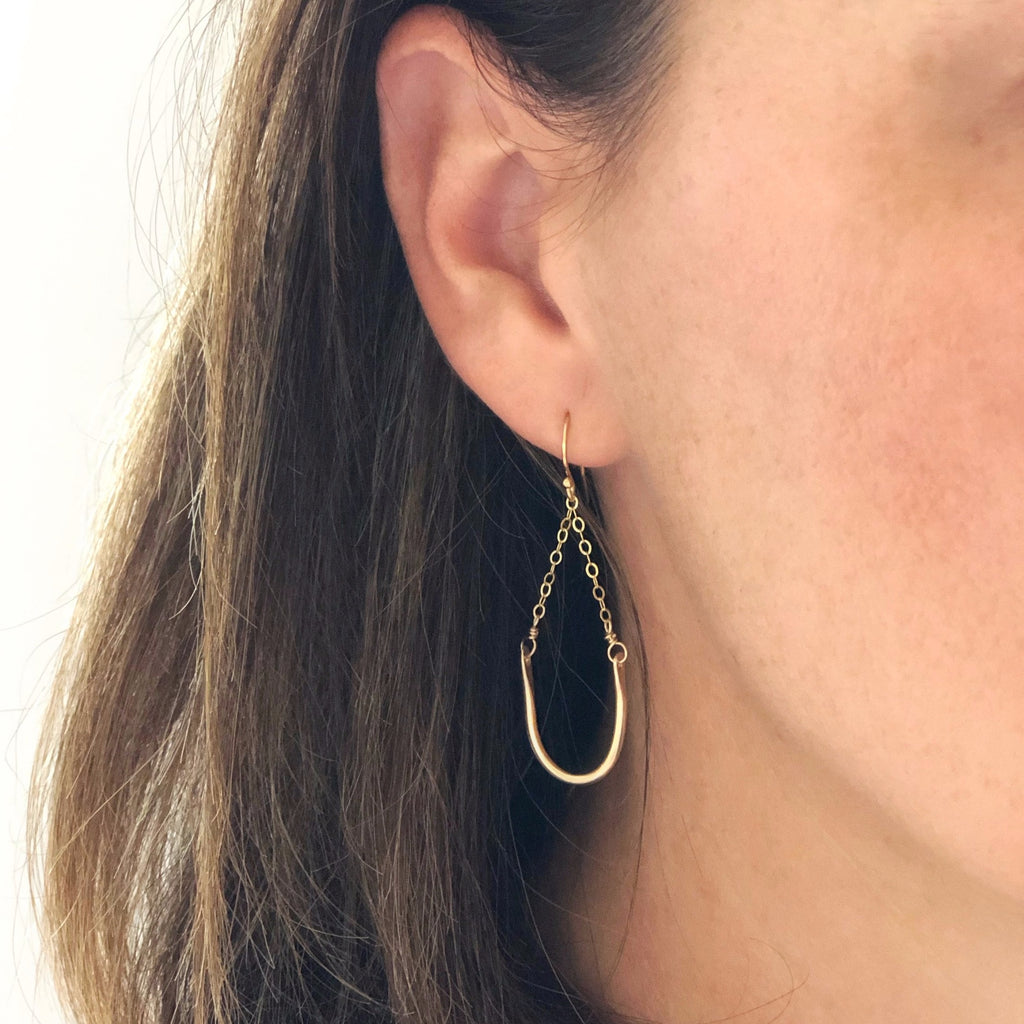 Small Statement Earring