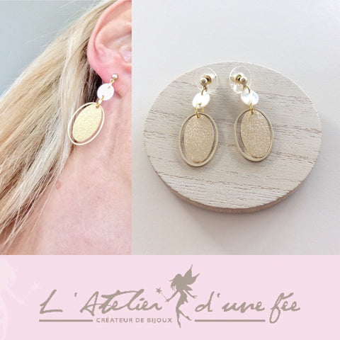 Boucles D'Oreilles Ashley