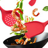 Silicone Cooking Kitchen Utensils Set