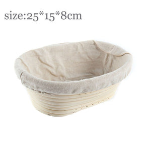 Fermentation Rattan Basket